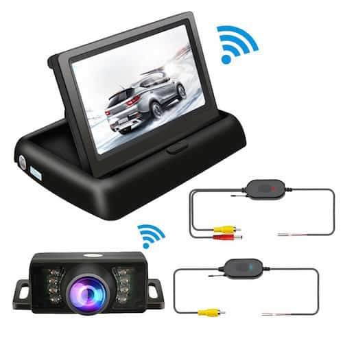 Rear View (Reverse) Camera Systems
