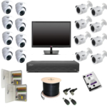 Complete Security Camera Systems